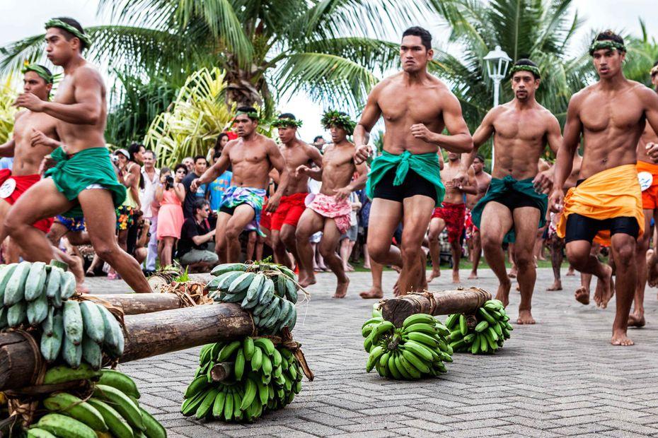 "Le Heiva Tu'aro Mā'ohi se tiendra lors du festival ""Faa'iho"" les samedis 8 et 15 août dans les Jardins de Pa'ofa'i"